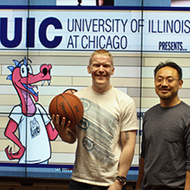 Mobile Game Showcases UIC and Curriculum (Guest)