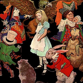 Alice in Wonderland and the Art of Staying Nimble (Guest)