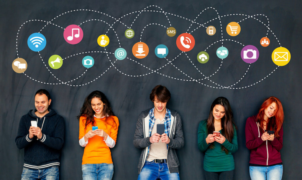 Social Media to Reach Gen Z