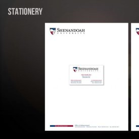 Shenandoah University Stationary