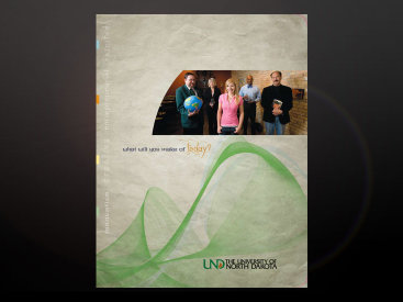 The University of North Dakota Viewbook