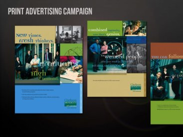 Clarkson University Print Advertising