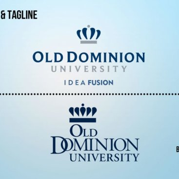 Old Dominion University Logo & Tagline
