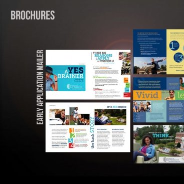 University of Mary Washington Brochures