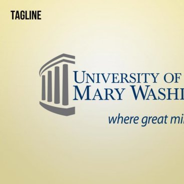 University of Mary Washington Tagline