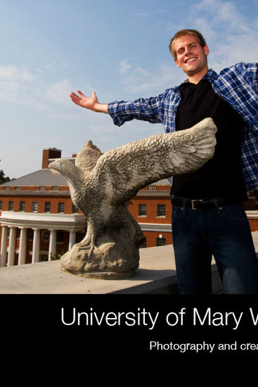 University of Mary Washington Photography