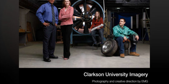 Clarkson University Photography