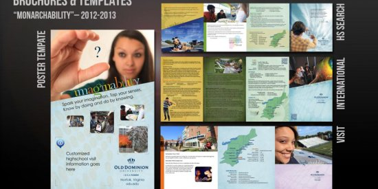 Old Dominion University Brochures & Templates