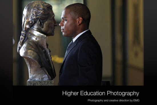 Higher Education Photography